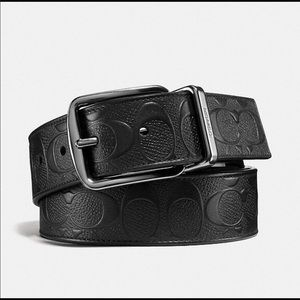 NEW! Coach *cut to size* reversible belt (33mm)